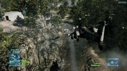 《战地3》战斗机简略心得和各地图飞行战术